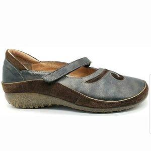Naot Shoes - Naot Womens Shoes Size 41 L10 Matai Mary Jane